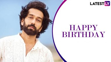 Nakuul Mehta Birthday Special: Here's Looking at Some Lesser-Known Facts About the Ishqbaaaz Actor!