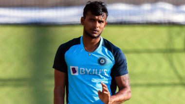 T Natarajan, Indian Pacer, Elated and Extremely Surprised by Grand Reception in Hometown After Test Series Win in Australia