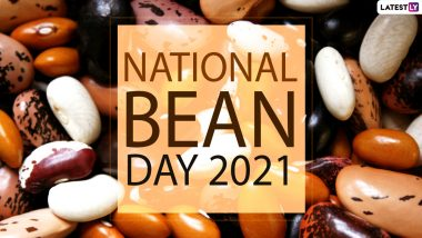 National Bean Day 2021: From Chickpeas to Lentils, Here're 7 Beans & Legumes to Include in Daily Diet
