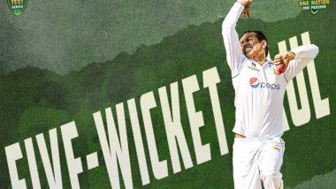 Pakistan vs South Africa 1st Test: Debutant Nauman Ali Displayed His First-Class Experience, Says Babar Azam