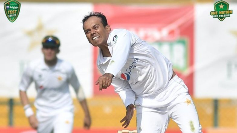 Pakistan vs South Africa 1st Test 2021: Nauman Ali Becomes Fourth Oldest Test Debutant for Hosts