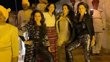 Neelam Kothari, Maheep Kapoor, Bhavana Pandey, Seema Khan Share Pics From Their Rajasthan Trip And These Fabulous Wives Of Bollywood Amp Up The Glam Quotient!