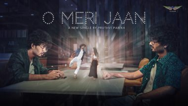 'O Meri Jaan' An Indie Release by Pruthvi Parikh is Marking its Place on Digital Platforms
