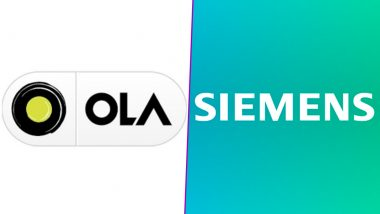 Ola Collaborates with Siemens to Build Electric Vehicle Manufacturing Facility