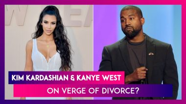 Kim Kardashian And Kanye West's Six Year's Marriage On The Rocks, Couple To Get Divorced: Reports