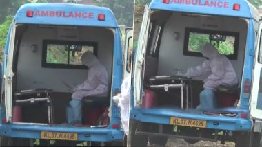 Gurugram Fixes Ambulance Rates for COVID-19 Patients, Deputy Commissioner Says 'Violation Will Lead to Strict Action'