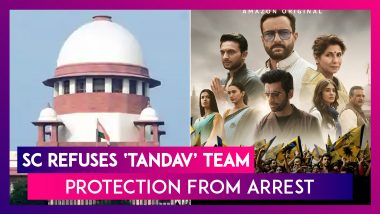 Supreme Court Does Not Offer Protection To Makers Of Tandav Over FIRs, Arrest; SC Says Right To Freedom Of Speech Not Absolute