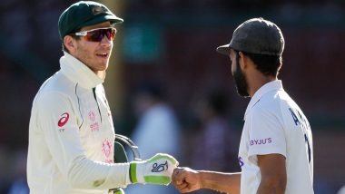 IND 161/5 in 60.2 Overs | India vs Australia 4th Test 2021 Live Score Updates Day 3: Mayank Agarwal Perishes After Lunch Break