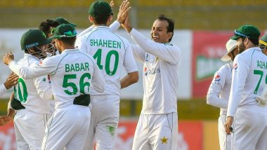 Pakistan vs Zimbabwe 2nd Test 2021 Live Streaming Online on FanCode: Get PAK vs ZIM Cricket Match Free TV Channel and Live Telecast Details on PTV Sports
