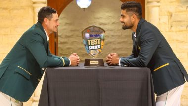 Is Pakistan vs South Africa 1st Test 2021 Day 1 Live Streaming Online and Live Telecast Available on SonyLiv and Sony Ten Channel?