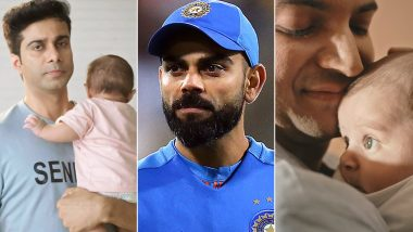 Pampers India Launches 'Dads for Virat' Campaign as Virat Kohli Becomes Father for First Time (Watch Video)