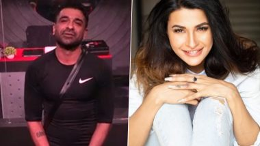 Bigg Boss 14: Eijaz Khan Confesses He Loves Pavitra Punia, Asks Her To Wait For Him (Watch Video)