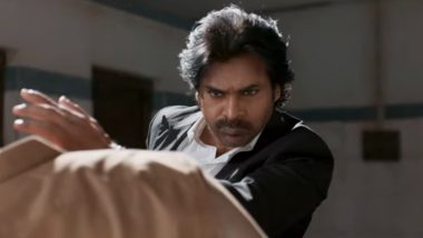 Vakeel Saab: Fans Recreate a Stunt Scene From Pawan Kalyan's Movie and It Honestly Is As Good As the Original (Watch Video)