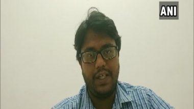 COVID-19 Vaccination: Karnataka Association of Resident Doctors' President Dr Dayanand Sagar Raises Concern Over Covaxin