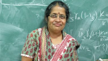 Prof Rohini Godbole, Indian Physicist, Conferred with the National Order Of Merit By Government Of France