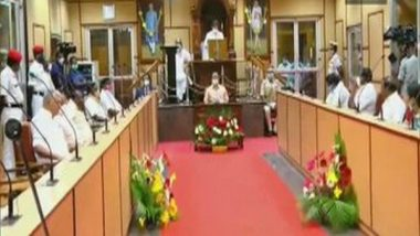 Puducherry Political Crisis: After Two MLAs' Resignations, Assembly to Hold Floor Test Today