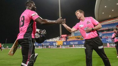 Pune Devils vs Qalandars, Abu Dhabi T10 League 2021 Live Cricket Streaming: Watch Free Telecast of PD vs QAL Match on Sony Sports and SonyLiv Online
