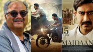 Boney Kapoor Upset With SS Rajamouli Over 'RRR' Clashing With 'Maidaan' at Box Office, Calls It 'Unethical'