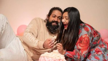 Yash Gets A Heartwarming Birthday Wish From Radhika Pandit! Here's Looking At This Couple's Picture Perfect Moments
