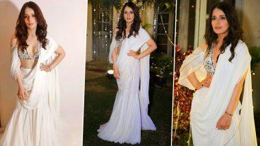 Yo or Hell No? Radhika Madan in Manish Malhotra for Her Friend's Wedding Festivities
