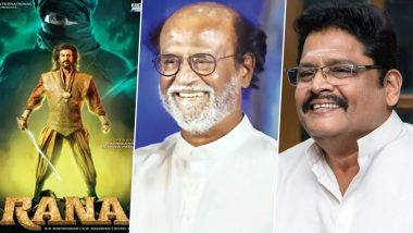 Rana: KS Ravi Kumar Shares an Exciting Update About Rajinikanth's Shelved Dream Project