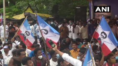 Rajinikanth Fans Demonstrate in Chennai, Urge Superstar to Rescind His Decision of Not Entering Politics