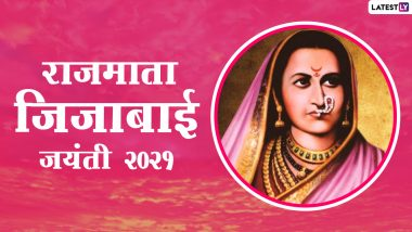 Rajmata Jijau Jayanti 2021 Marathi Status Messages and HD Images: WhatsApp Wishes, Greetings and Quotes in Remembrance of Rajmata Jijabai, Mother of Chhatrapati Shivaji Maharaj