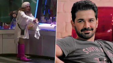 Bigg Boss 14: Netizens Slam Rakhi Sawant for Ripping Abhinav Shukla's Underwear on National TV, Tag Her 'Cheap'