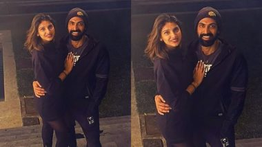 Miheeka Bajaj Shares a Cosy Photo With Husband Rana Daggubati, Thanks 2020 for Oodles of Happiness!