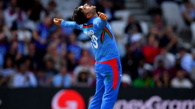 Rashid Khan Reacts After Winning ICC T20I Player of Decade Award, Afghanistan Leg-Spinner Hopes for 'More Good Performances' (View Post)