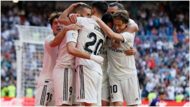 Osasuna vs Real Madrid, La Liga 2020–21 Free Live Streaming Online & Match Time in IST: How To Get Live Telecast on TV & Football Score Updates in India?