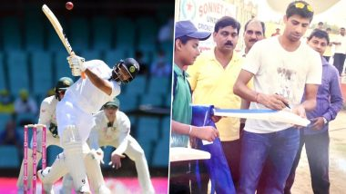Fans Label Ashish Nehra As India's Lucky Charm After Picture of Him Meeting Young Rishabh Pant Goes Viral