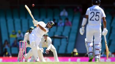 Rishabh Pant Breaks MS Dhoni's Record, Becomes Fastest Indian Wicket-Keeper to Reach 1000 Test Runs; Achieves Feat on Day 5 of India vs Australia 4th Test 2021