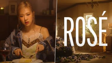 Blackpink Rosé's Solo Music Video Teaser Surpasses Over 10 Million Views on YouTube in Less Than 24 Hours! K-Pop Blinks Are Thrilled and Proud