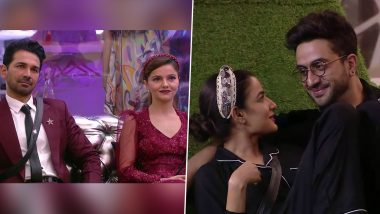 Bigg Boss 14: Rubina Dilaik and Abhinav Shukla Tease Jasmin Bhasin and Aly Goni That They Will Get Married In the BB14 House