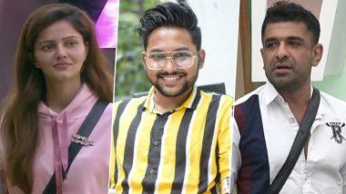 Bigg Boss 14: Jaan Kumar Sanu Wants Rubina Dilaik to Win After Eijaz Khan's Exit