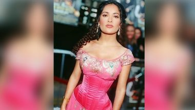 Salma Hayek Was Once Told She Would Never Make It to Hollywood Because She Is Mexican