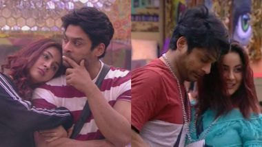 Shehnaaz Gill Birthday: 5 SidNaaz Moments of the Rumoured Couple from Bigg Boss 13 That Prove They Are Made for Each Other (Watch Videos)