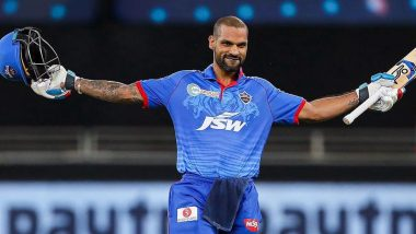 Gurugram Police Thanks Shikhar Dhawan for Donating Oxygen Concentrators
