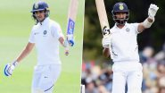 Shubman Gill's 91, Cheteshwar Pujara's Battle Against Bouncers Praised by Fans on Twitter After Duo Keeps Australian Bowlers at Bay on Day 5 of Gabba Test