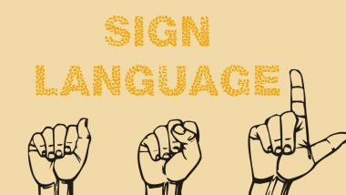 Inclusive Society: Sri Lanka to Make Sign Language Recognised Means of Communication