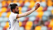 India vs Australia 4th Test 2021 Stat Highlights Day 4: Mohammed Siraj Registers Maiden Five-Wicket Haul in Tests