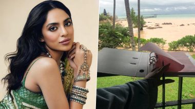 Sobhita Dhulipala Starts Working on Her First Project of 2021, Says 'It's a New Beginning Y'all Wish Me Luck'