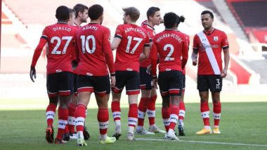 Southampton 1-0 Arsenal, FA Cup 2020–21 Match Result: Own Goal Eliminates Title Holder from Fourth Round of Tournament
