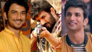 Sushant Singh Rajput Birth Anniversary: Pavitra Rishta, Sonchiriya, Dil Bechara – 8 Memorable Roles of the Late Actor That'll Forever Be Etched In Our Hearts!