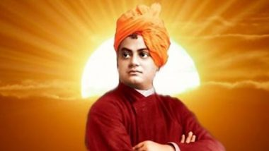 Swami Vivekananda Death Anniversary: Nation Remembers the Great Philosopher, Social Reformer and Great Thinker on His Punyatithi (Check Tweets)