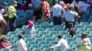 Krishna Kumar, Indian Fan Disallowed to Carry Anti-Racism Banner Inside Sydney Cricket Ground in 3rd Test Between India and Australia