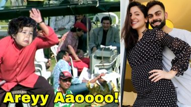 Anushka Sharma-Virat Kohli Welcome Baby Girl! Netizens Churn Funny Memes Suggesting Taimur Ali Khan's Popularity Is In Danger