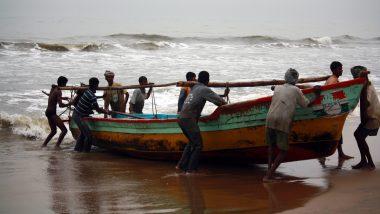 Sri Lankan Navy Recovers Bodies of Four Indian Fishermen Missing Since Monday Near Palk Strait