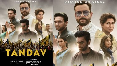 Tandav: Saif Ali Khan Show in Trouble, BJP Files Complaint Against it For Hurting Hindu Sentiments